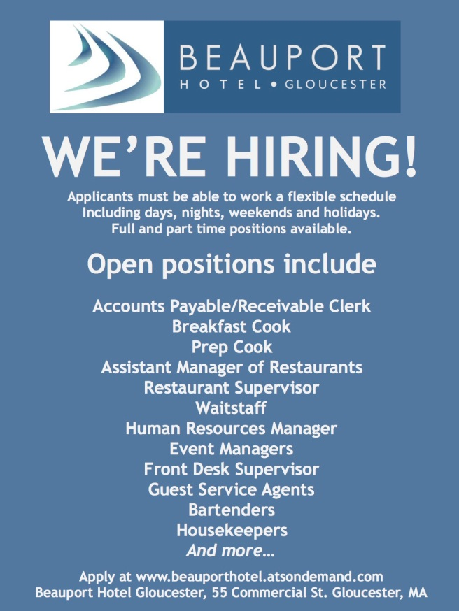 beauport hiring 3