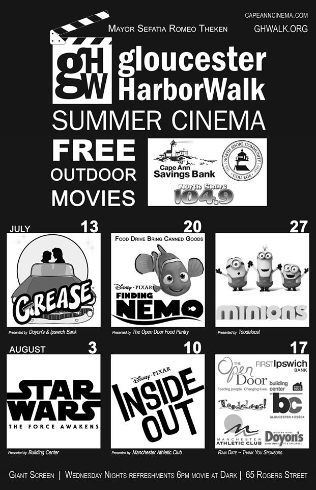Summer Cinema Series