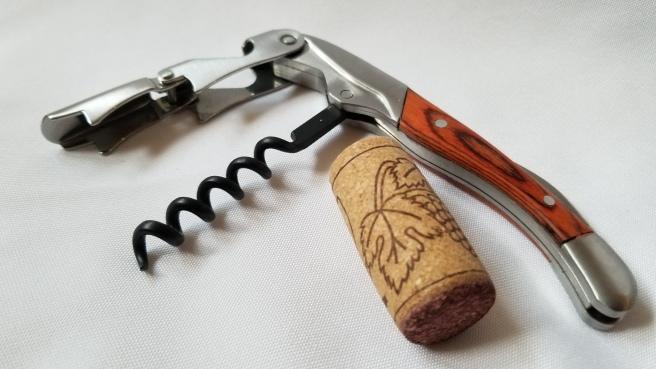 Wine cork photo
